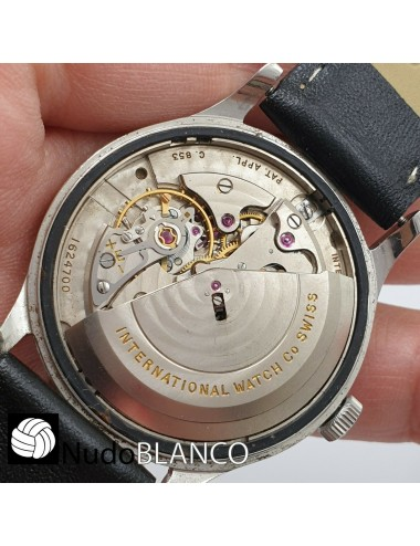 IWC CAL 853 AUTOMATIC MOVEMENT