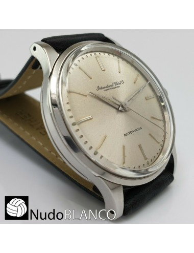 IWC INTERNATIONAL WATCH CENTRAL SECONDS